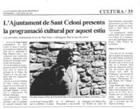 Fitxer PDF de 233595 bytes - Accés a la notícia publicada per L\'Actualitat del Baix Montseny el 15-06-2007
